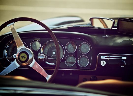 Luxury Vintage Cars
